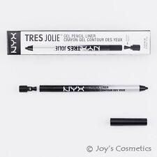 """1 NYX Tres Jolie Gel Pencil Liner """" TJL01 - Pitch Black """"  *Joy's cosmetics*"""