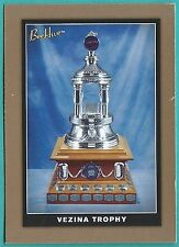2006-07 Beehive GOLD Card #VT of the Vezina Trophy