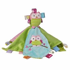 Taggies Oodles Owl Character blanket New