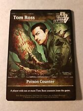 SCG Tom Ross Poison Counter - Star City Games MTG Magic the Gathering Token