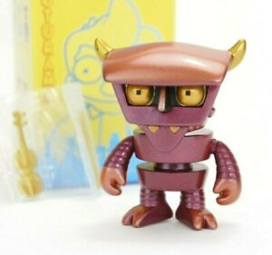 Kidrobot Futurama Universe X Series Robot Devil Art Figure Toy