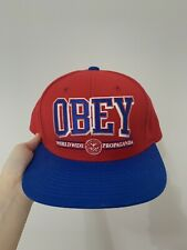 Authentic OBEY Snapback