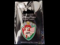 Disney Pin Princess Crest Collection - The Little Mermaid Ariel