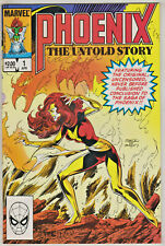 PHOENIX THE UNTOLD STORY#1 VF/NM 1984 MARVEL COMICS
