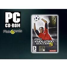Gioco PC - NUOVO - Pro Evolution Soccer 5 PES