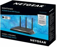 NETGEAR - Nighthawk AC2600 Dual-Band Wi-Fi Router - Black