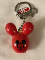 New Disney Parks Mickey Mouse Popcorn Bucket Clip Keychain