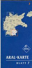 ANTICO ARAL CARTINA GEOGRAFICA - Mappa 7 (aral189)