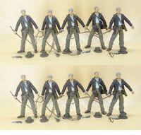 LOT OF 20 Indiana Jones action figure  #FDS4