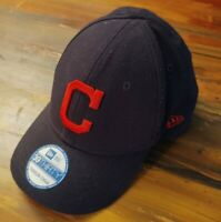 Cleveland Indians Baseball Cap Toddler Child Hat New Era 39Thirty Fitted