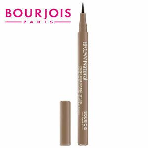 Bourjois Natural Brow Pen Number 22 Chatain Eyebrow Felt Tip Pen Natural Finish
