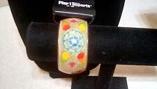 from Pier 1 imports Bangle Bracelet Floral multicolor