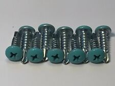 10 Light Blue Lacrosse Head Screws Brand New with Free Shipping