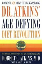NEW - Dr. Atkins' Age-Defying Diet Revolution