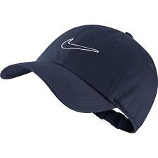 Nike officiel Unisex sportswear Essentials Heritage86 Bleu Marine Bonnet 1 Taill