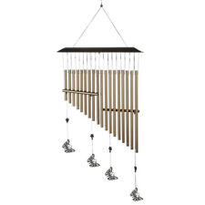 Stylish Metal Tubes Wind Chimes Windbell Outdoor Garden Hanging Ornament Decor