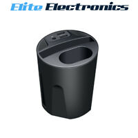 Strike 4 in 1 Wireless Qi Car Charger Cup for Smartphone and Earbuds