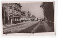 Raynes Park Wimbledon London Vintage RP Postcard E Trim 886b