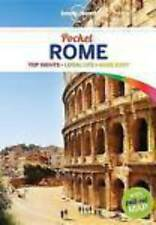 Rome Lonely Planet Pocket Guide