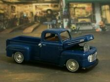 Classic 1948 48 Ford F1 V-8 Step-Side Pick-up Truck 1/64 Limited Edition RR3