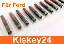 Ersatz Auto Schlüssel transponder für Ford kompatibel für 4C Chip Wegfahrsperre