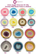 Sirdar Snuggly Pattercake DK 150g - CLEARANCE OFFERS from £3.99