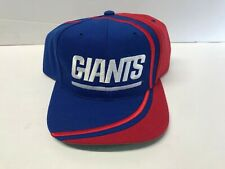 cea00e1aed1 NEW New York Giants Reebok Pro Line Authentic Snapback Hat NFL