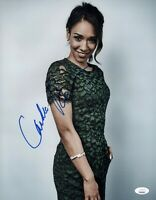 CANDICE PATTON Signed THE FLASH Sexy 11x14 Photo IN PERSON Autograph JSA COA