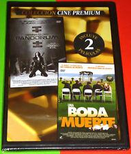 PANDORUM + UNA BODA DE MUERTE / A FEW BEST MEN -DVD R2- CAJA FINA/SLIM - Precint