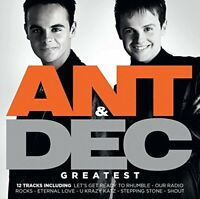 Ant and Dec - Greatest [CD]