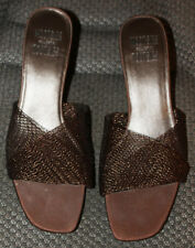 Mootsies Tootsies Women's Shoes Slides Sandals Heels Size 6.5 Excellent
