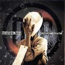 Deviate - Darkened World [EP]  (CD, Feb-1999, Antler-Subway)