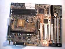 Pentium Motherboard ECS EliteGroup P6LX-A Rev:1.1 SCSI MediaBus Slot1 440LX AGP