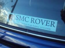 SMC Rover Replica Dealer Sticker - Bath Road Slough MGF 25 45 75 100 Mini etc