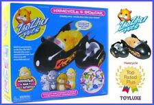 Zhu Zhu Pets Hamcycle Motorbike & SideCar Deluxe Play Add-On Accessories Toy NEW