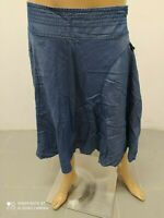 Gonna Jean Paul Gaultier Donna Taglia Size 46,  Skirt Woman, Jupe Femme, 8945