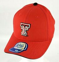 Outerstuff Texas Tech University Red Raiders NCAA Adjustable Youth Hat Cap New