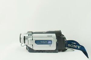 Sony Handycam DCR-TRV17E MiniDV Camcorder Video Camera Carl Zeiss Nightvision