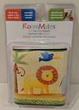 RoomMates Peel & Stick Border Rm1137Bcs Nursery Child Room Vibrant Animal Scene