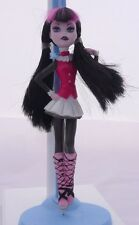 POUPÉE MONSTER-HIGH figurine stylo  - 16 cm-COLLECTION-COMME NEUVE-