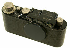 Leica I model A no. 1707 year année 1926 modified by LEITZ to II Model D en 1932