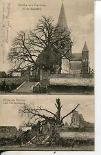 Erster Weltkrieg (1914-18) Sammler Motiv-Ansichtskarten mit Dom & Kirche
