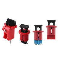 4x Universal Miniature Circuit Breaker MCB Lockouts Safety Device