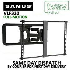 SANUS VLF320 B2 Super Slim Full Motion TV Bracket Wall Mount for 51'' - 70'' TV