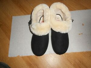 DUNLOP WOMANS HOUSE SLIPPERS