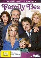 Family Ties Season 6 NE R4 DVD
