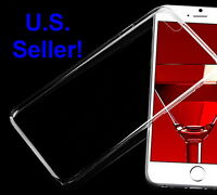 Apple iPhone 6 / 6 plus case TPU Ultra-thin Transparent Crystal Clear Hard Cover