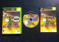 KINGDOM UNDER FIRE HEROES : JEU Microsoft XBOX (complet, envoi suivi)