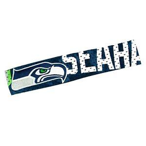 Seattle Seahawks NFL Fanband Headband Ladies Team Apparel