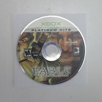 Fable: The Lost Chapters (Platinum Hits) (Microsoft Xbox, 2005) Disc Only